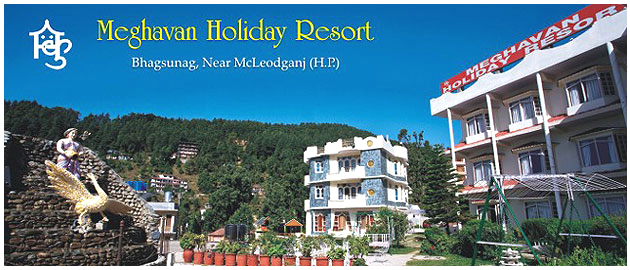 Hotel in dharamshala hotel room booking at meghavan holiday resort meghavan holiday resort one of the best hotel and oldest resort of dharamshala situated in the picturesque and beautiful location of bhagsunag thecheapjerseys Images
